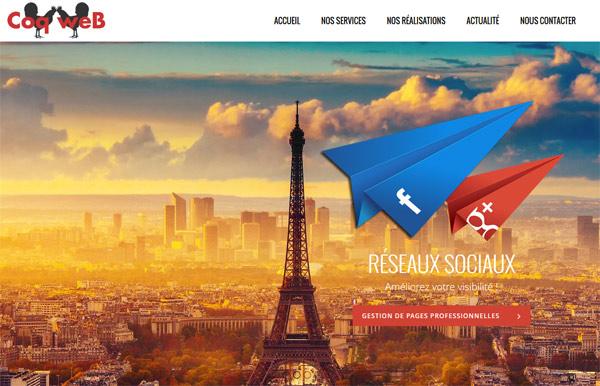 Nouveau site internet Annecy