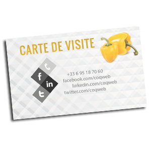 Cration Carte Visite Annecy