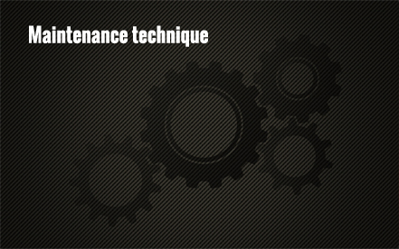 Maintenance Technique